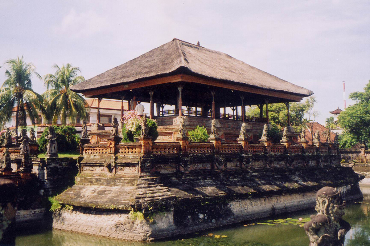 Kerta Gosa Hall of Justice Bali