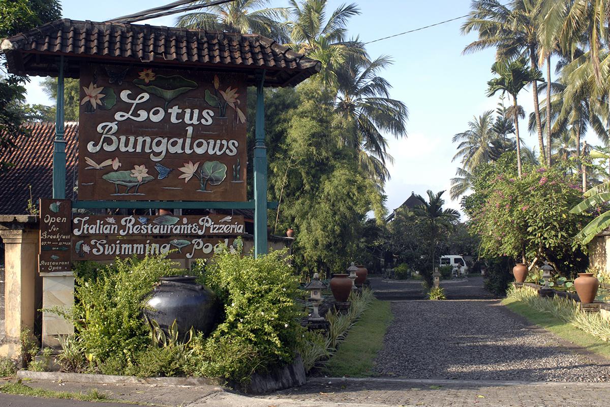 Lotus Bungalows Candidasa Bali