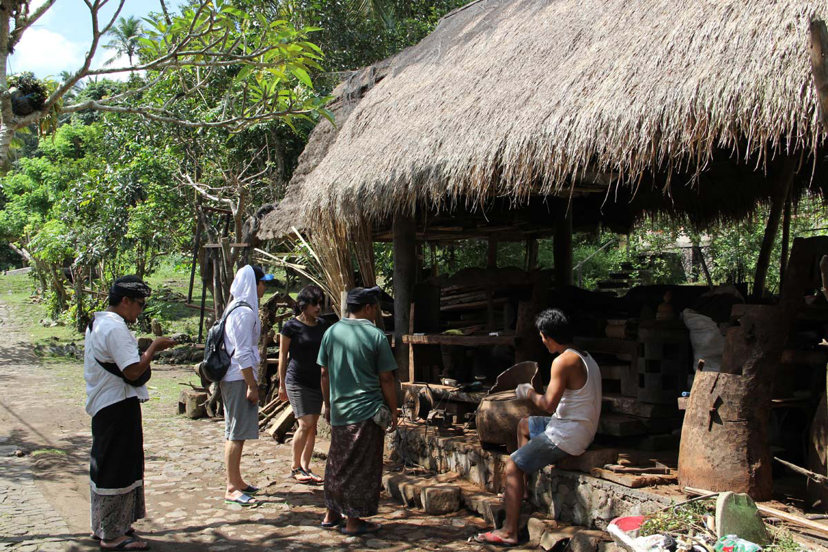 Visit Old Bali at Tenganan Village