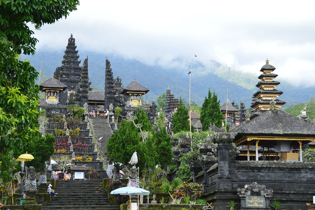 Besakih Temple - 3 East Bali Temples You Must Visit