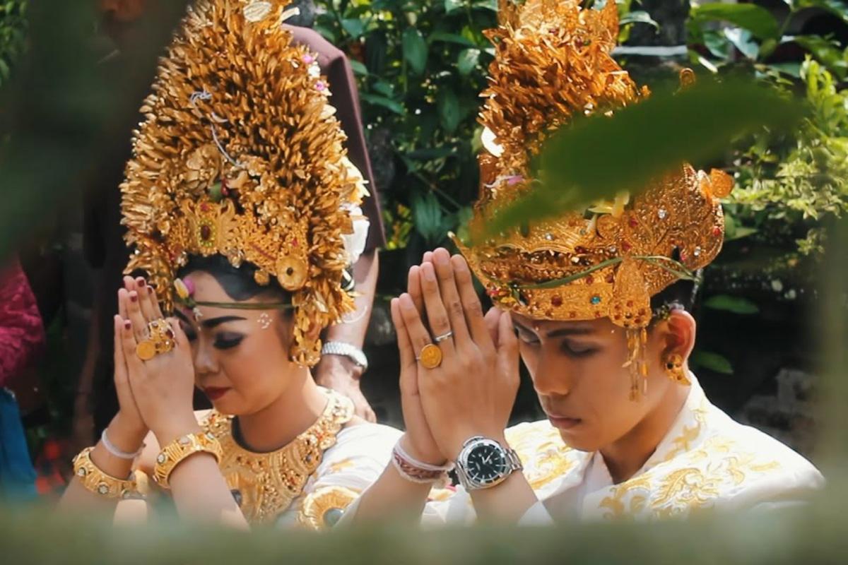 Balinese Wedding Ceremony - 5 Balinese Hindu Ceremonies You Should See in Bali