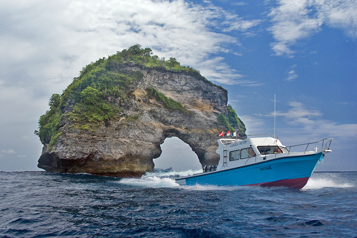 Explore the Spectacular Diving At Nusa Penida, Bali