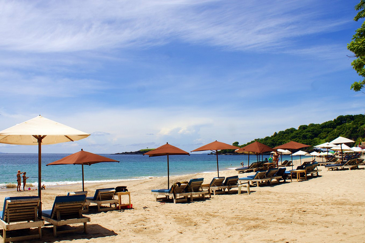 Finding the Best Beaches in East Bali