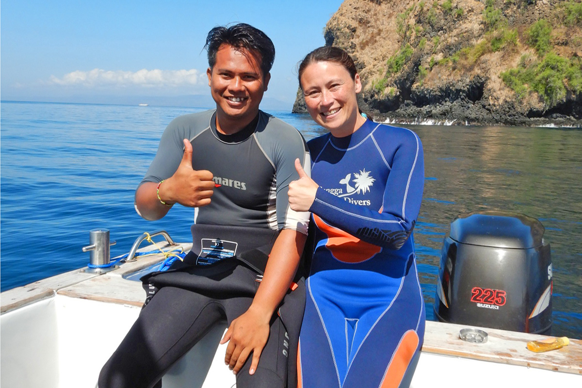 Become a Rescue Diver in Bali