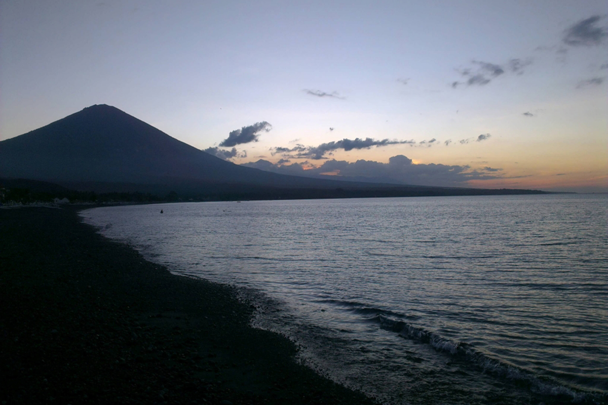 Best Sunrise Spots in East Bali