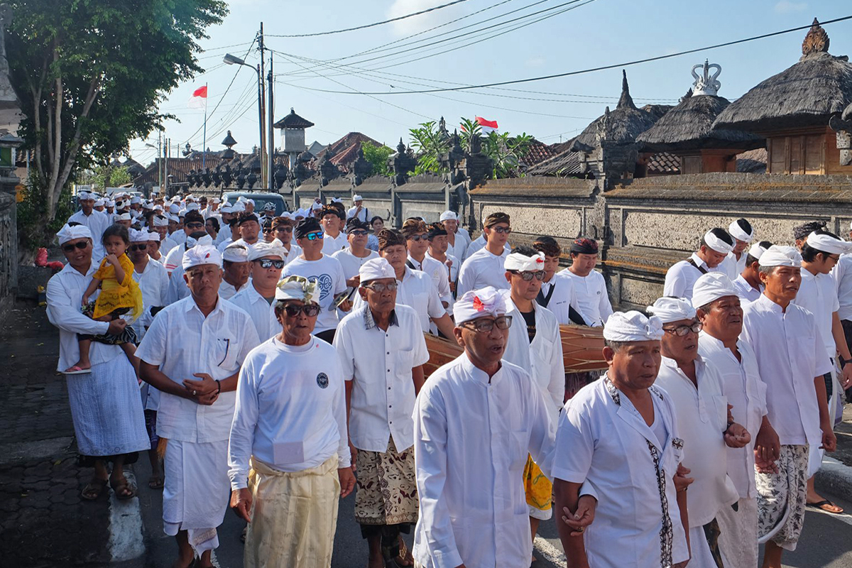 A Quick Guide to Some Common Balinese Ceremonies
