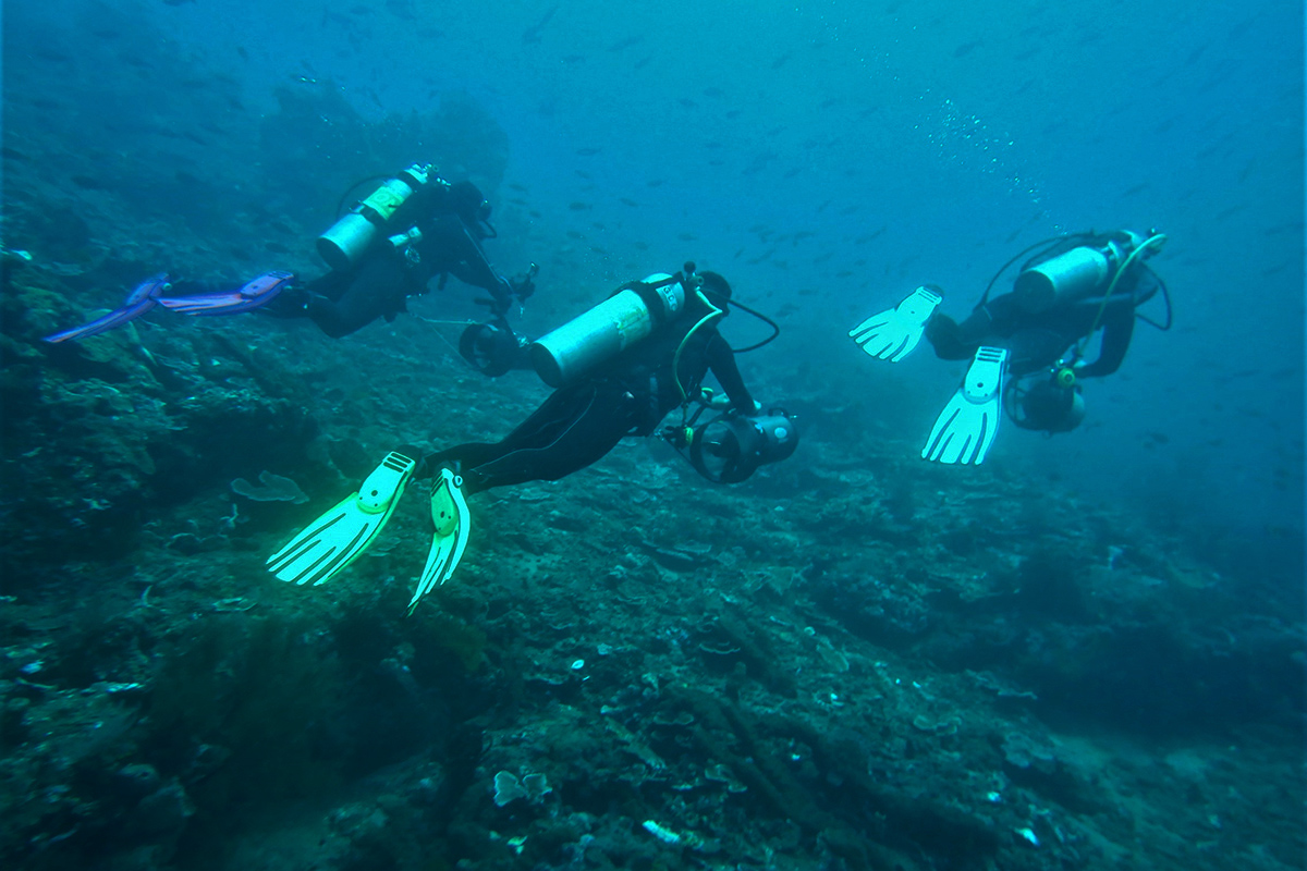 Why Join a Diver Propulsion Vehicle Course