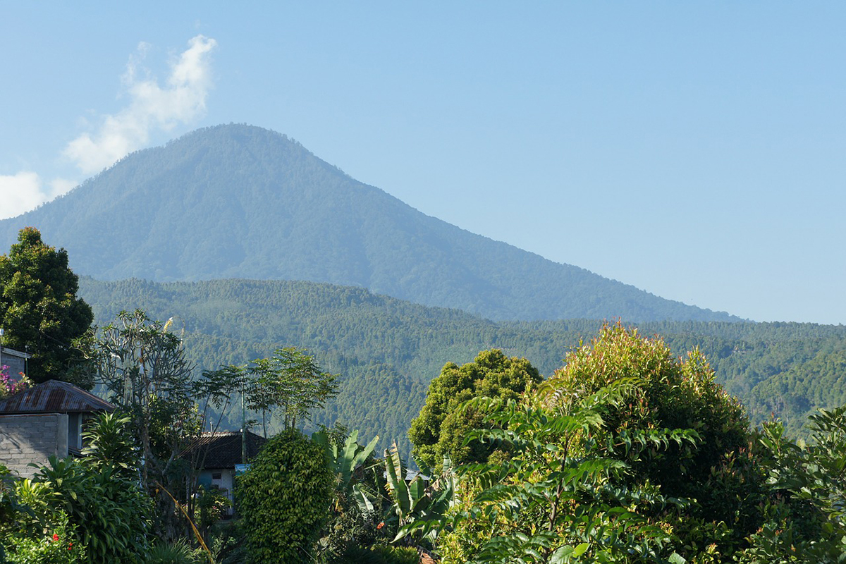 The Importance of Mount Agung, Bali's Sacred Volcano