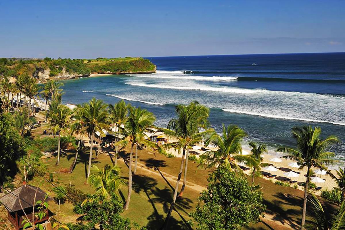 Balangan Beach Bukit Peninsula Bali